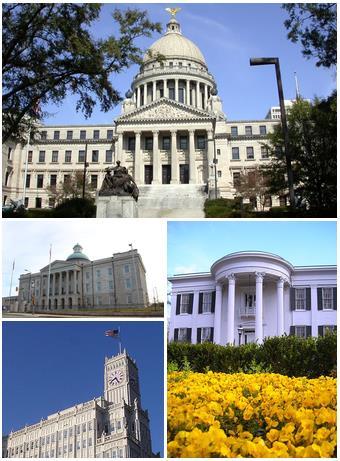 Jackson Important Locations
