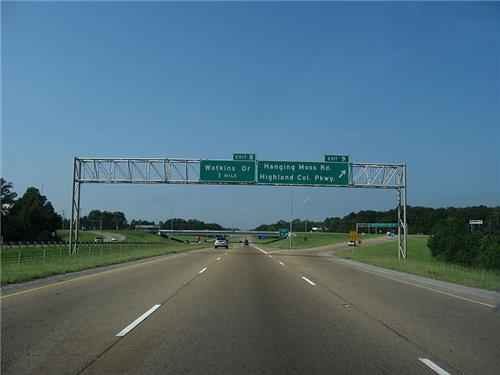 Jackson Interstate Highway